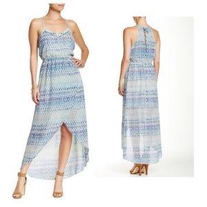Sanctuary Blue Sleeveless Casual Maxi Dress